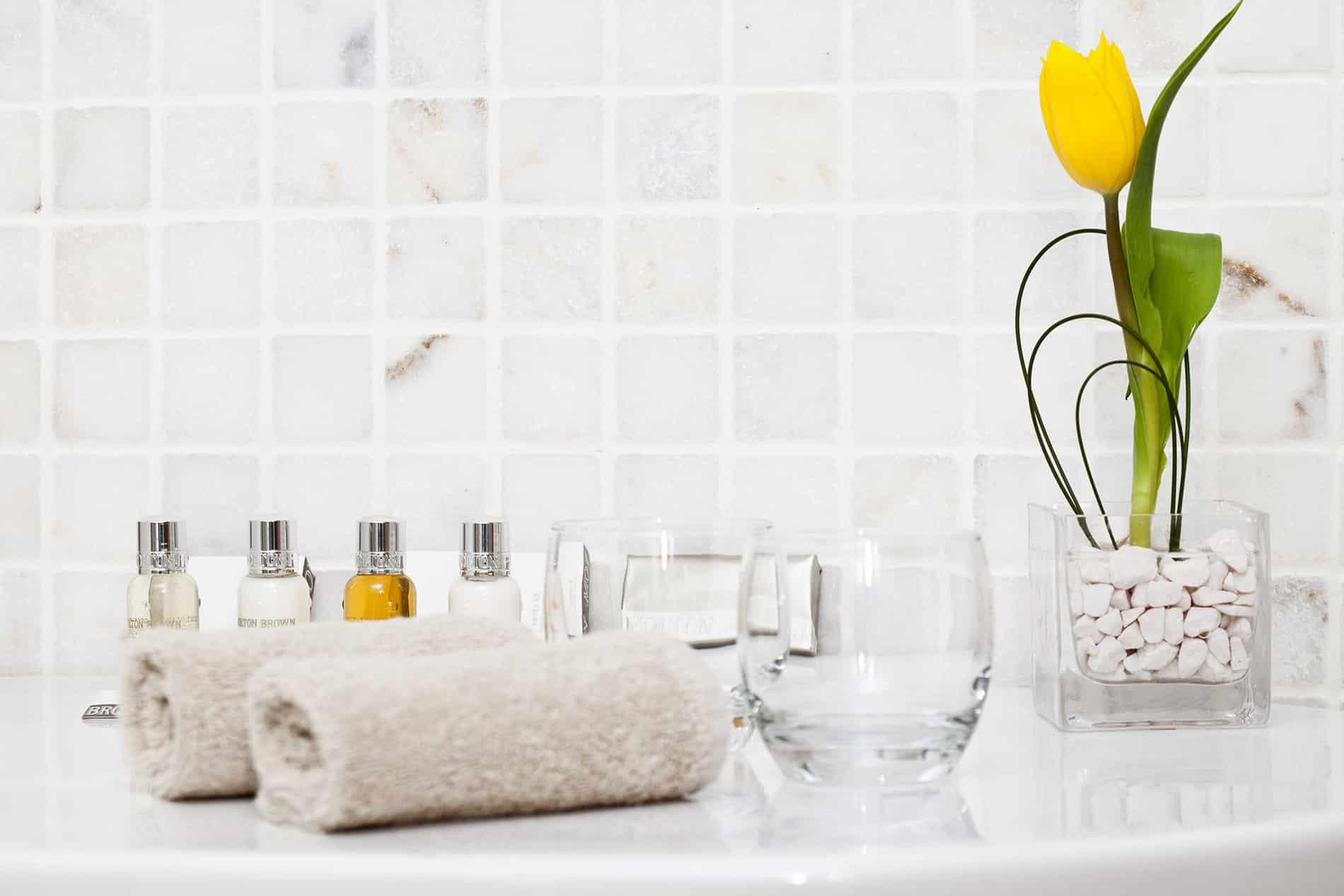 Städa badrummet på 10 min