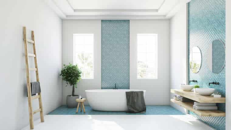 Tips för att organisera ditt badrum